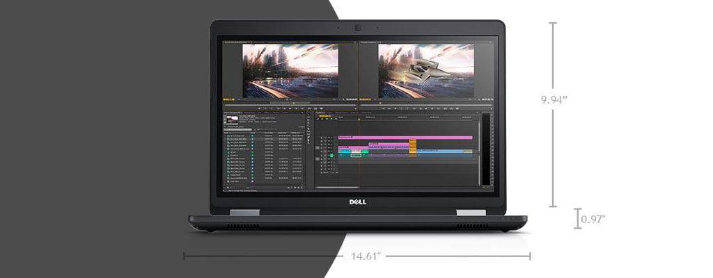 لپ تاپ دل Dell Precision 3510 قدرتمند