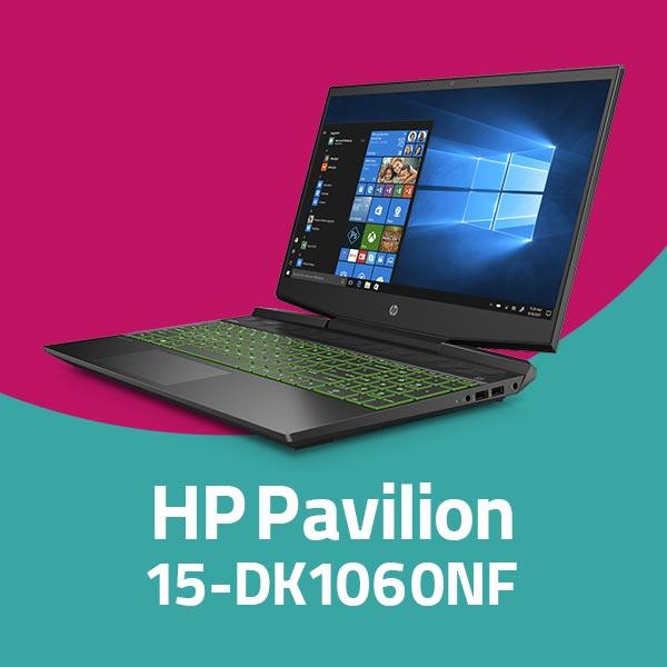 لپ تاپ اچ پی pavilion 15-dk1060nf HP پاویلیون