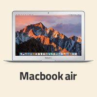 لپ تاپ اپل استوک مک بوک 2017