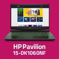 لپ تاپ اچ پی pavilion 15-dk1060nf