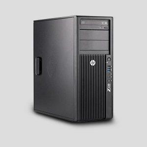 کیس کامپیوتر hp z220 گیمینگ